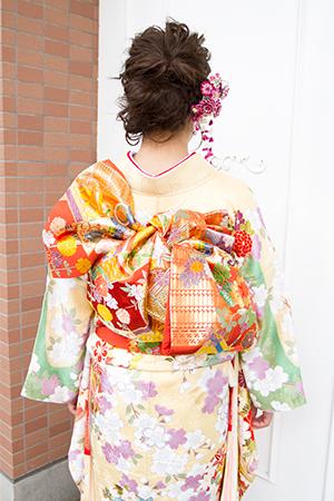 つくばの美容室shareの着付け・成人式・卒業式・袴・七五三・セット・アレンジ・メイク